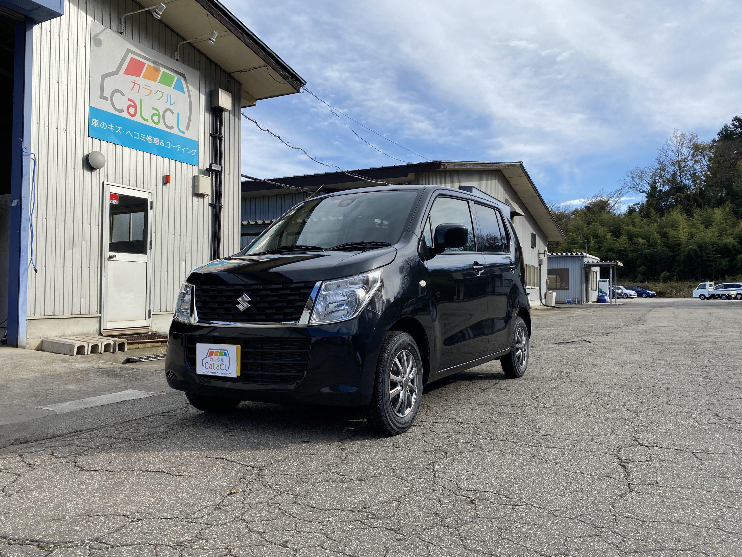 富山 中古車 2016年式ワゴンR