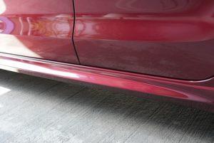 スズキ スイフトの板金塗装修理